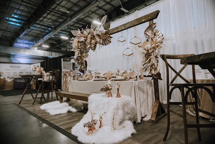 With This Ring Bridal Gala 2020 Booth