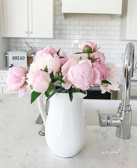Mother's day Peony HandTied Bouquet