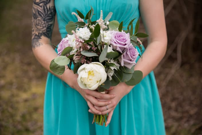 Edith and Dylans Pastel Spring Wedding